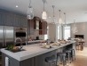 Awesome Contemporary Kitchen Lighting Plan